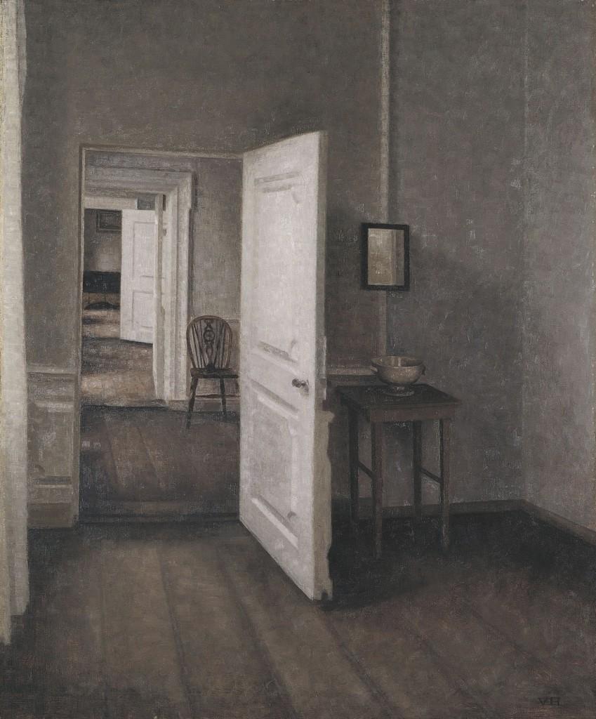 Vilhelm_Hammershøi-_Die_vier_Zimmer,_1914